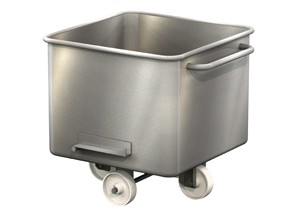 BAC EUROPE INOX 200 LITRES